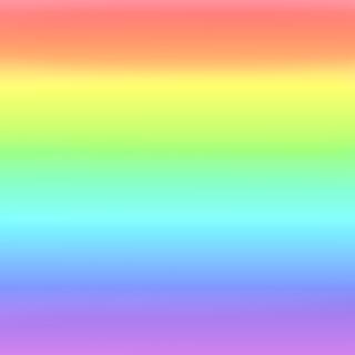 虹が写った写真から色を取得してエアブラシで虹を作り、 この虹を補完する意味で下にもう1枚レイヤを作成、少し明るめの色で同じように虹を作りました。