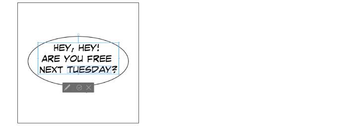CLIP STUDIO PAINT Instruction Manual - Change the text color